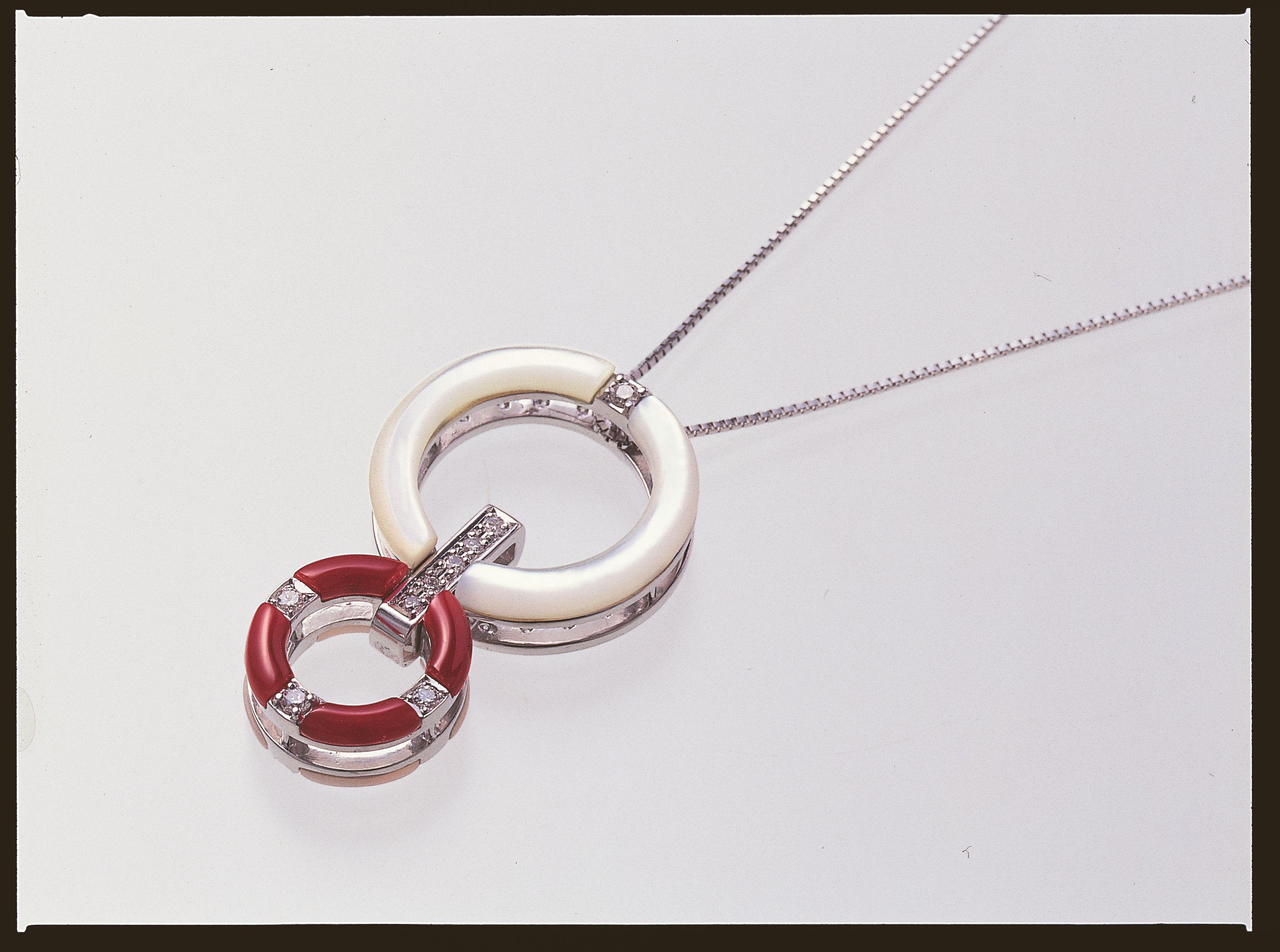 2007小田急赤サンゴ蝶貝